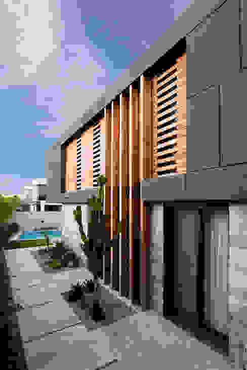 Villa Duo Modern Evler Başak Akkoyunlu Design Modern