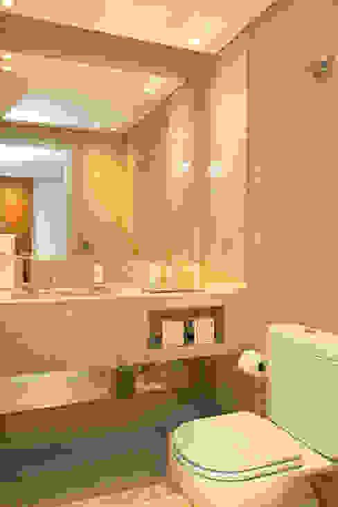 Lavabo Célia Orlandi por Ato em Arte Banheiros modernos