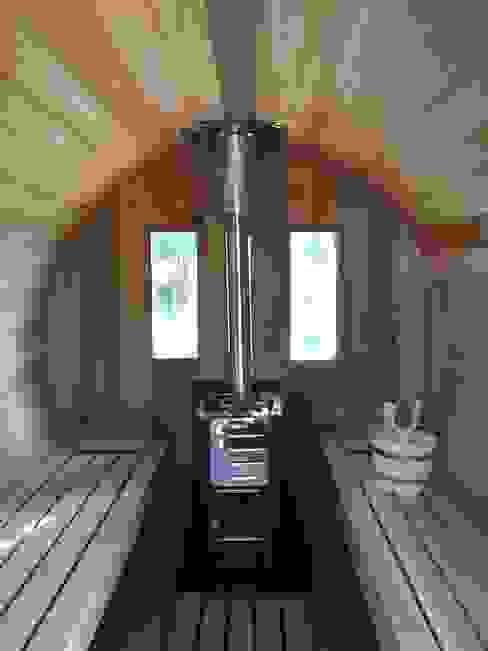 CASÁRBOL Scandinavian style hotels Solid Wood Wood effect