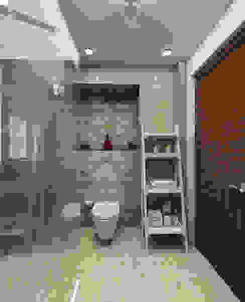 Modern Luxury Apartment Design Tanish Dzignz Modern bathroom