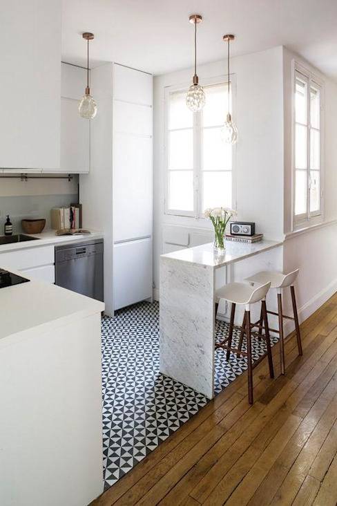 Constructora Arcus Limitada Modern style kitchen