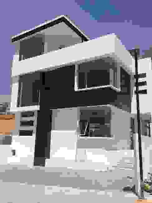 CASA VL Casas minimalistas de Arqcubo Arquitectos Minimalista Concreto