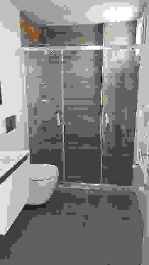 Banyo Modern Banyo ASK MİMARLIK İNŞAAT Modern
