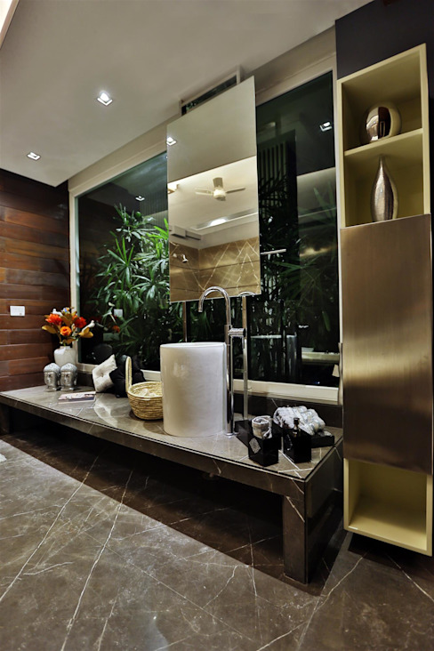Interior designing, turnkey interiors by VIRTUS SPACES PRIVATE LIMITED