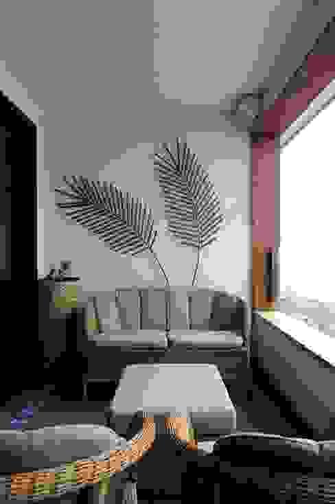 Master Bedroom Balcony Modern style bedroom by SPACE DESIGN STUDIOS Modern