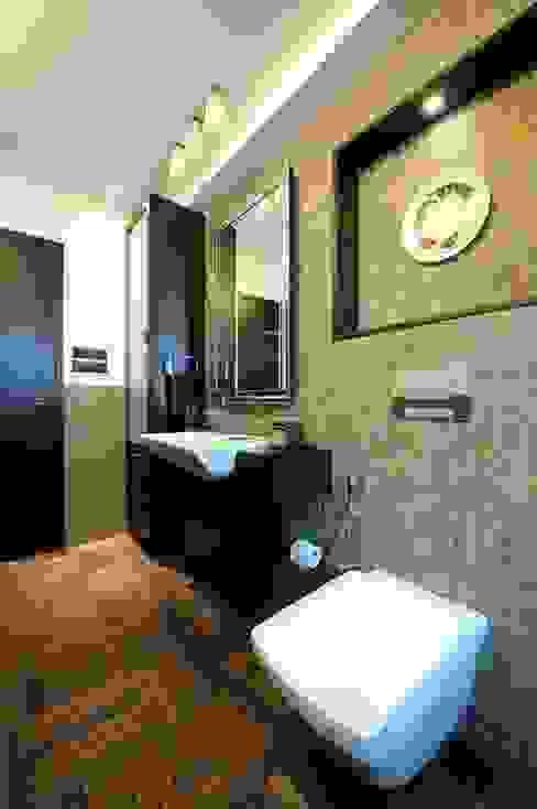 Bathroom SPACE DESIGN STUDIOS Modern bathroom