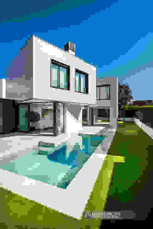 Fotografía profesional de arquitectura:  de estilo  de Carlos Sánchez Pereyra | Artitecture Photo | Fotógrafo , Moderno