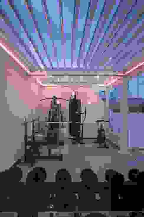 Bilbaodiseño Moderner Fitnessraum