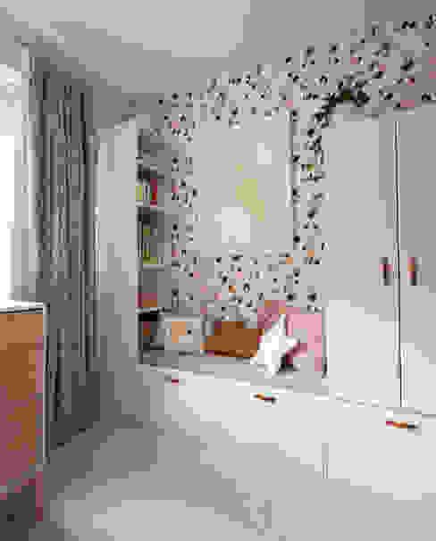Bedroom Minimalistische slaapkamers van TAS Architects Minimalistisch