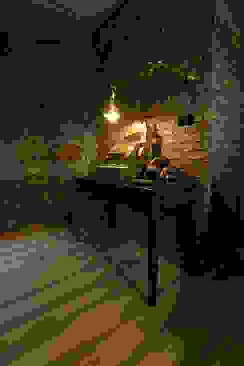 Lantana Parke ห้องทำงานและสำนักงาน ไม้ Wood effect