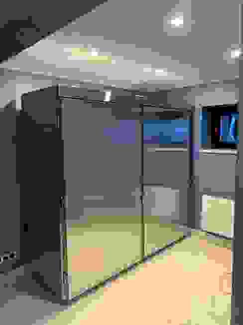 Холодильник для 10 шуб с выносным холодильным блоком от Beauty&Cold Лофт