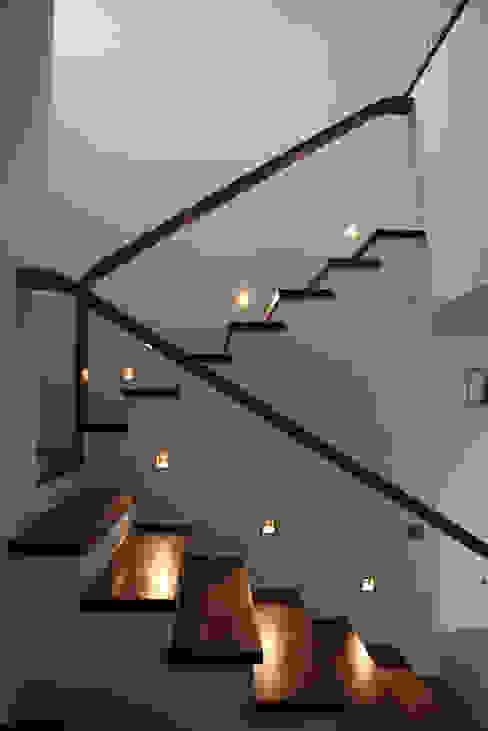 Escalera de Otto Medem Arquitecto vanguardista en Madrid Moderno