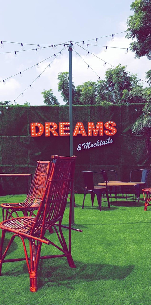 "Youths Happy Place ""DREAMS CAFE"" by Monoceros Interarch Solutions Asian Plastic"