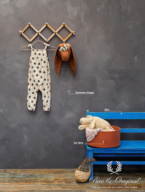 country  by Pure & Original, Country Wood Wood effect