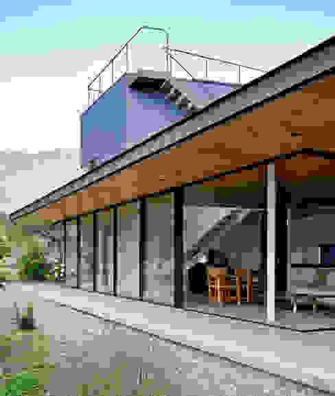 Casa Nogales Casas estilo moderno: ideas, arquitectura e imágenes de Dx Arquitectos Spa Moderno