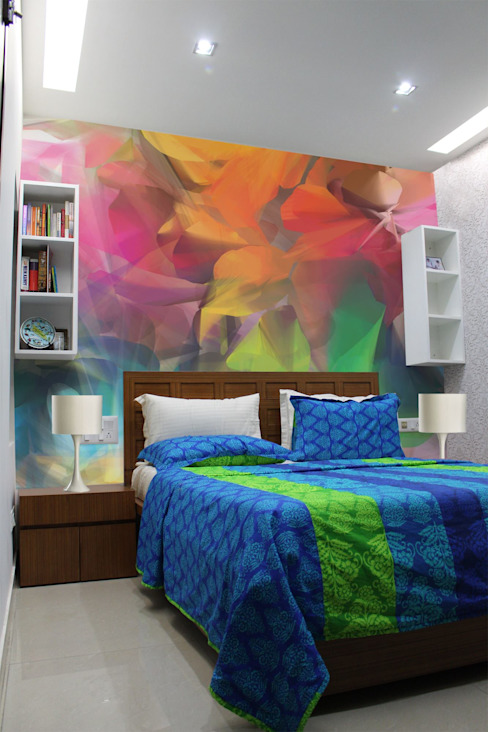 Modern style bedroom by PlanHomes Modern