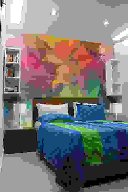 PlanHomes Camera da letto moderna