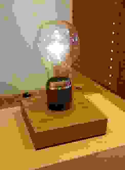 FLOATING TABLE LAMP by eL precio Rustic