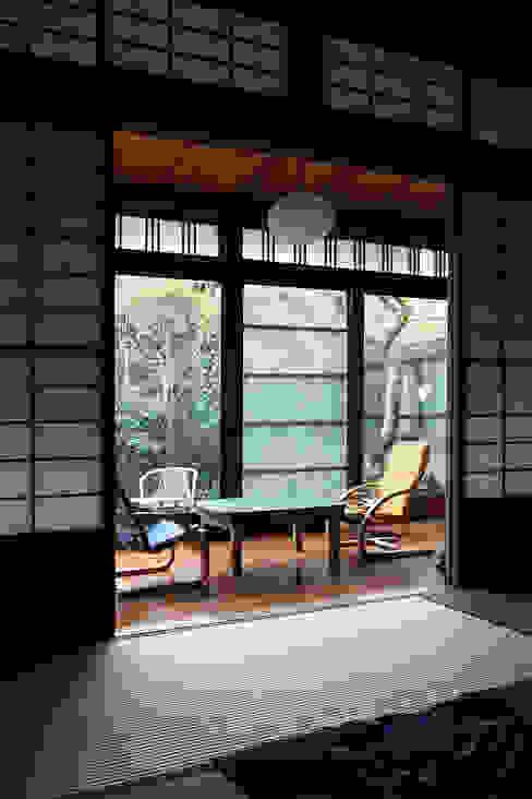 縁側 HAMADA DESIGN 和風デザインの 多目的室