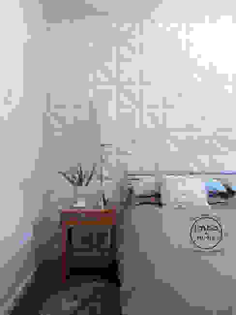Casa Lombardía Petites chambres Blanc
