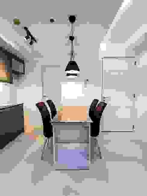 KL Tower Serviced Residences TG Designing Corner Minimalist dining room
