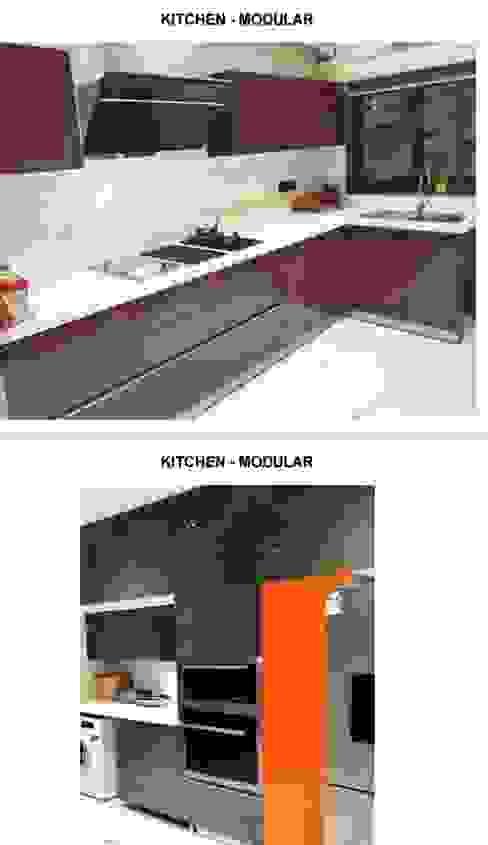"""Decor Villa """"Decorilla"""" Monoceros Interarch Solutions Kitchen units"""