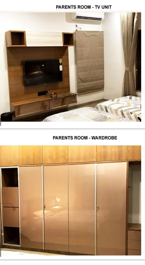 "Decor Villa ""Decorilla"" Monoceros Interarch Solutions Small bedroom"
