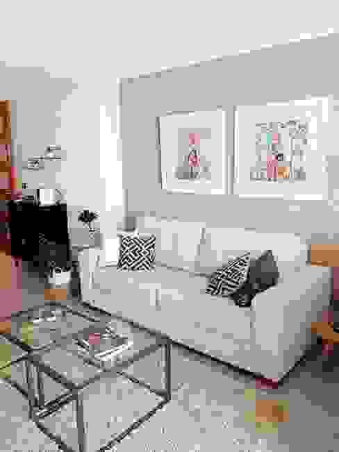 Living / Cafetera Estudio Arquitectura y construccion PR/ Remodelaciones y Diseño de interiores / Santiago, Rancagua y Viña del mar