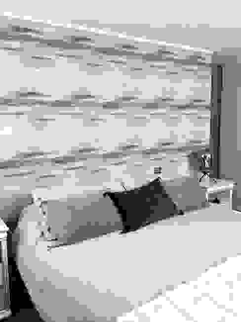 Después Dormitorio principal Estudio Arquitectura y construccion PR/ Remodelaciones y Diseño de interiores / Santiago, Rancagua y Viña del mar