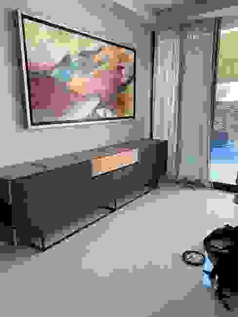 modern  by Portarossa, Modern Wood Wood effect
