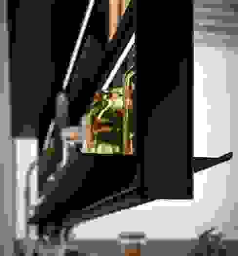Hang LED Cucina moderna di Damiano Latini srl Moderno Alluminio / Zinco