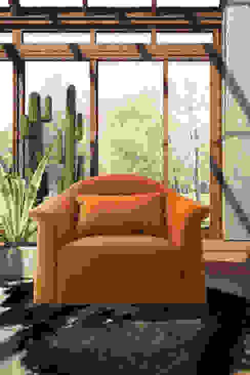 Poltroncine-UN TOCCO DI COLORE - L&M design di Marelli Cinzia Soggiorno moderno Arancio