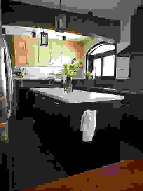Después remodelación de cocina de Lagom Studio