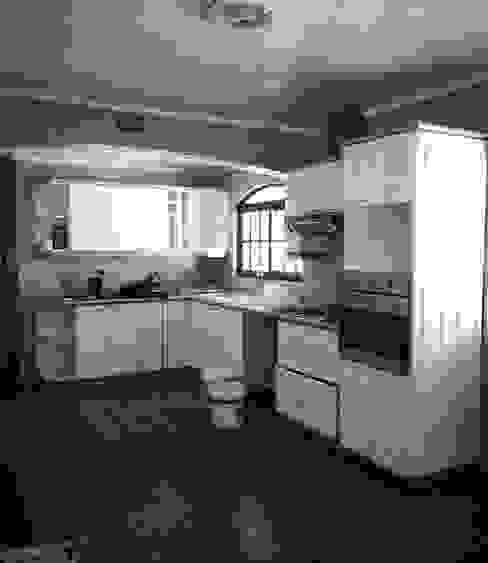 Antes remodelación cocina de Lagom Studio