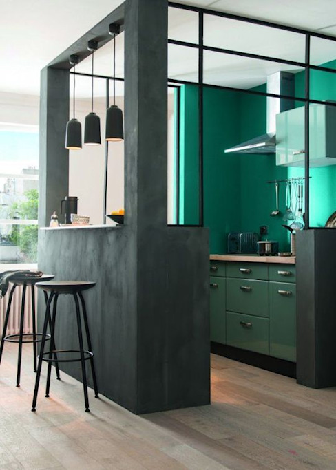 Exclusive Kitchen Countertops by Rebel Designs Modern Plywood