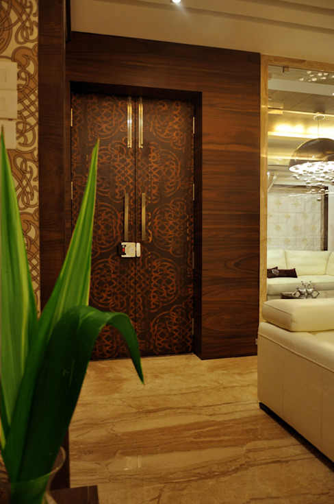 Interior ideas for 4bhk house in pune by Exemplary Services