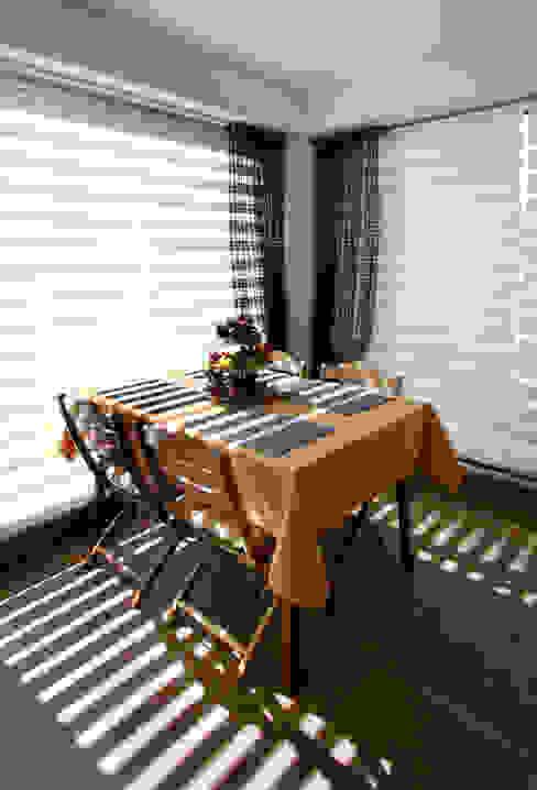 Ankara İncek'te Villa / Villa in İncek, Ankara Modern Yemek Odası YETKE Tasarım / YETKE DESIGN Modern
