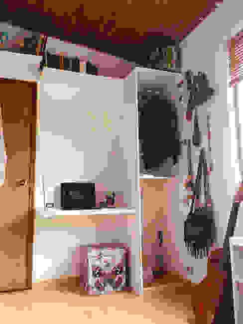 Diseño de Mueble PyH Diseño y Construcción DormitoriosArmarios y cómodas Madera Blanco