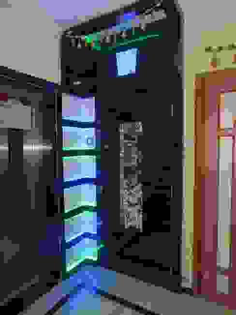 safety door : modern  by AXLE INTERIOR,Modern Plywood