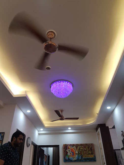 False Ceiling Design by Designers Gang