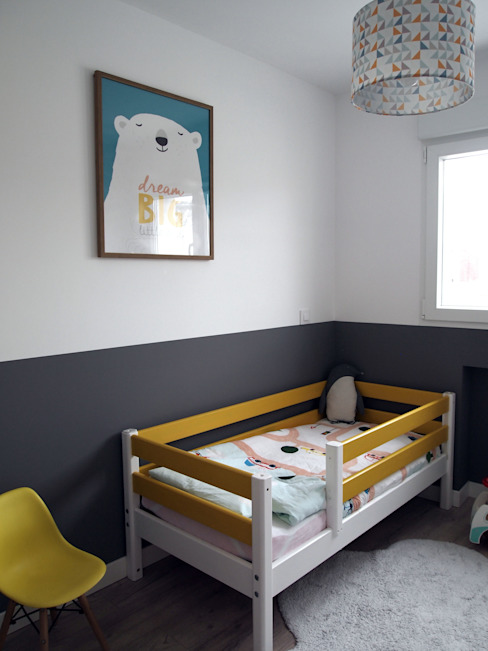 Reforma integral de piso en San Isidro Reformmia Dormitorios infantiles de estilo moderno