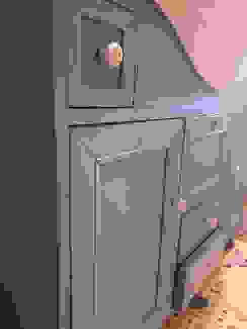 Cambia colore ai mobili del bagno senza buttarli! Mobili a Colori Bagno in stile mediterraneo Legno Turchese