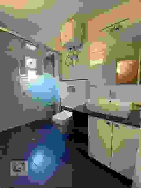 Master Bedroom Bathroom U and I Designs Modern bathroom