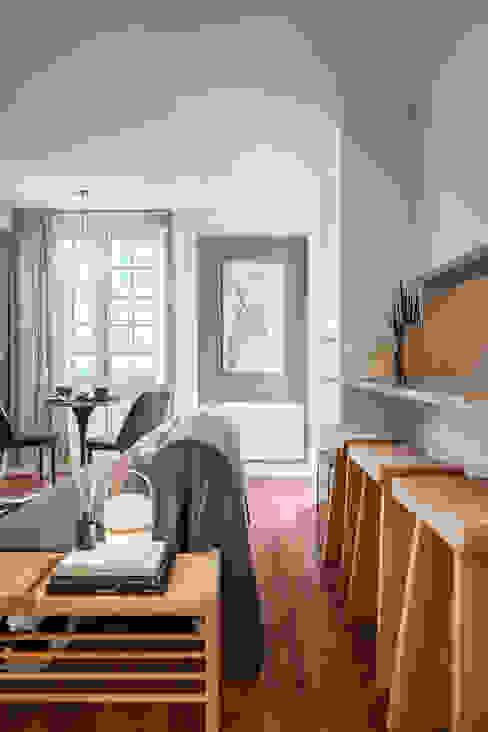 AP Heartstories - Porto Staging Factory Salas de estar escandinavas