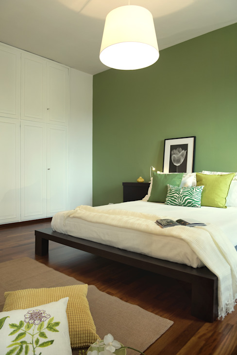 Camera da letto di LM PROGETTI Moderno