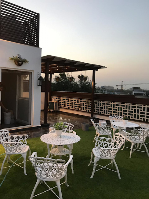 Terrace Garden Design In Delhi Presents, Terrace Garden Design