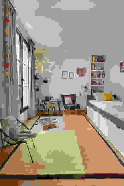 Design d'intérieur ห้องนอนเด็ก