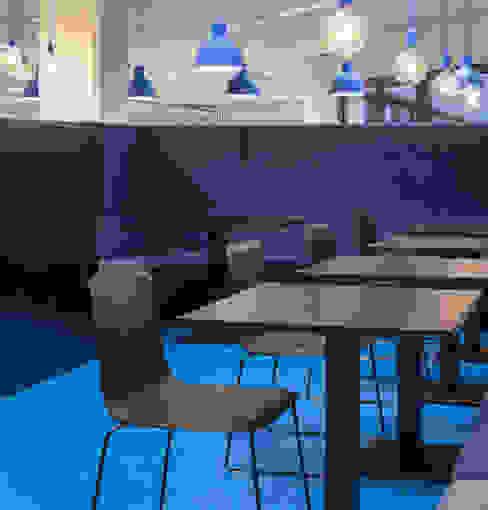 lounge Brand New Day Moderne kantoor- & winkelruimten van ÈMCÉ interior architecture Modern Multiplex