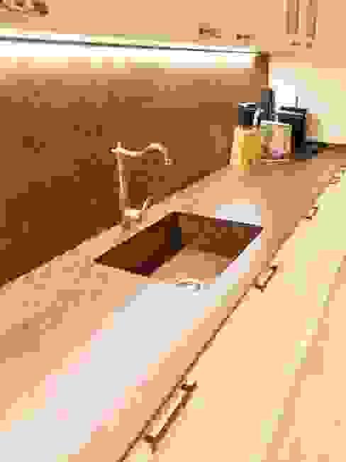 Cocina moderna Lala Decor HomeStaging & Reformas Integrales de pisos Cocinas de estilo moderno