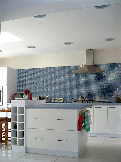 Remodealcion Cocina de Martin Rojas Arquitectos Asoc. Moderno